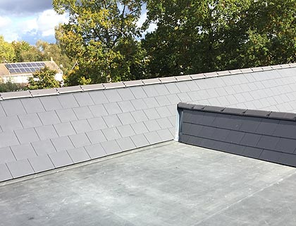Flat roof specialists in Hampshire