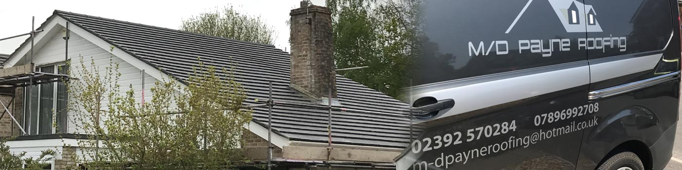 Roofing Company working across Hampshire